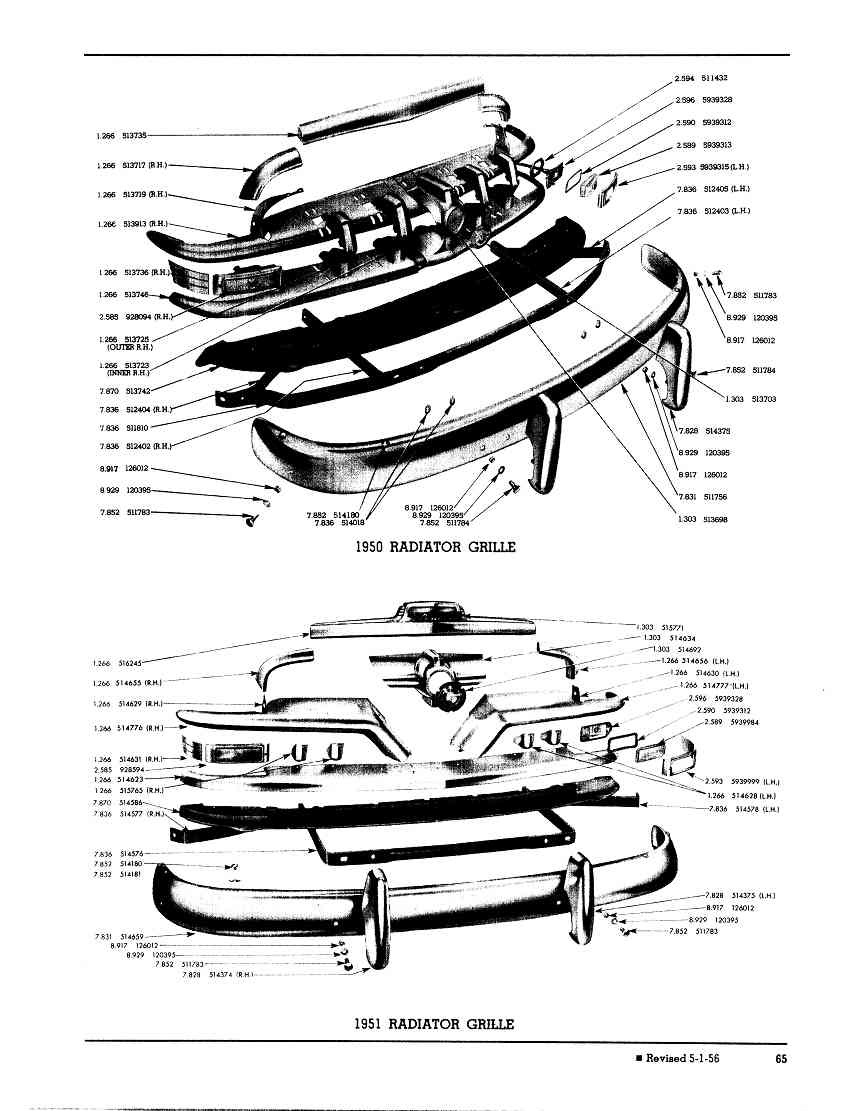 1948 chevy parts catalog